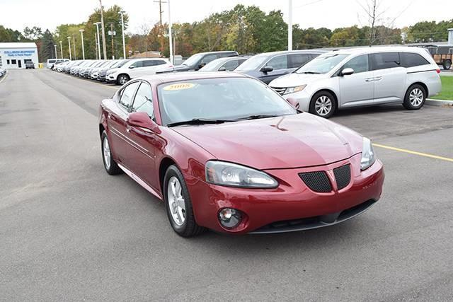 2008 pontiac grand prix radio