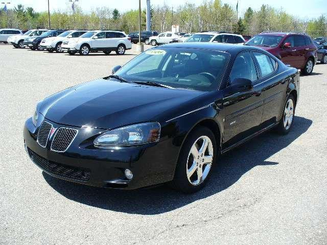 2008 pontiac grand prix gxp for sale in marquette michigan classified. Black Bedroom Furniture Sets. Home Design Ideas