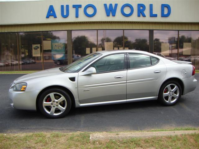 2008 pontiac grand prix gxp for sale in mansfield louisiana classified. Black Bedroom Furniture Sets. Home Design Ideas