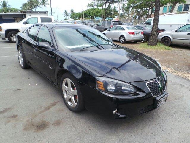 2008 pontiac grand prix gxp gxp 4dr sedan for sale in honolulu hawaii classified. Black Bedroom Furniture Sets. Home Design Ideas