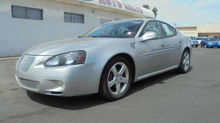 2008 pontiac grand prix gxp gxp 4dr sedan for sale in tucson arizona classified. Black Bedroom Furniture Sets. Home Design Ideas