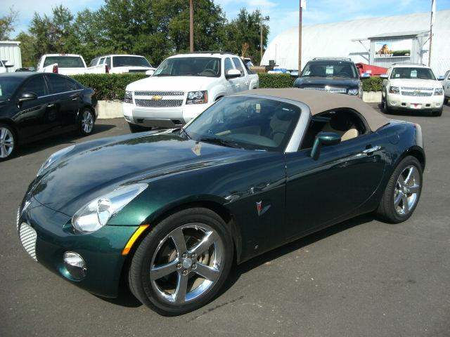 2008 Pontiac Solstice For Sale In Magnolia Arkansas