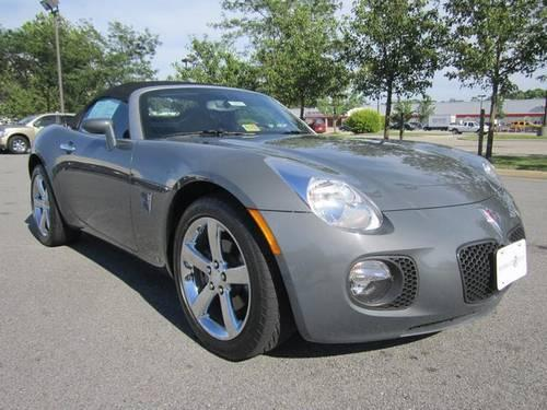 2008 Pontiac Solstice Gxp For Sale In Chesapeake Virginia