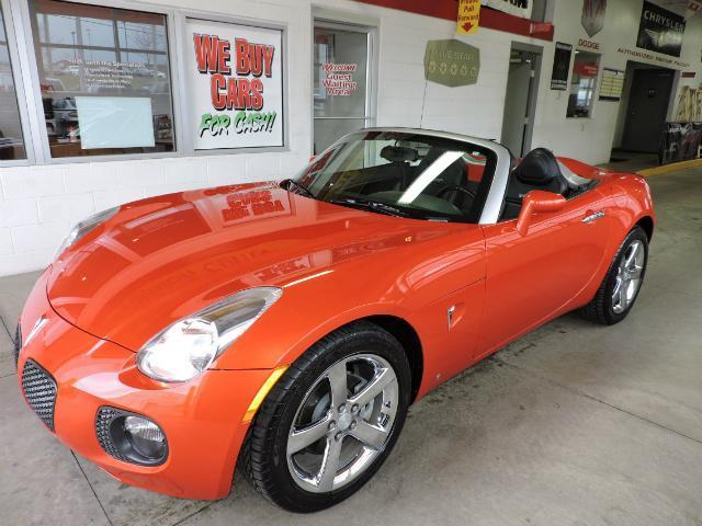 2008 Pontiac Solstice Gxp Medina Oh For Sale In Medina