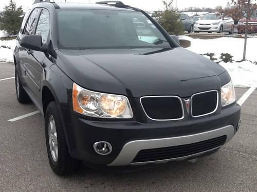 2008 Pontiac Torrent Cloth Suv For Sale In Cartersburg