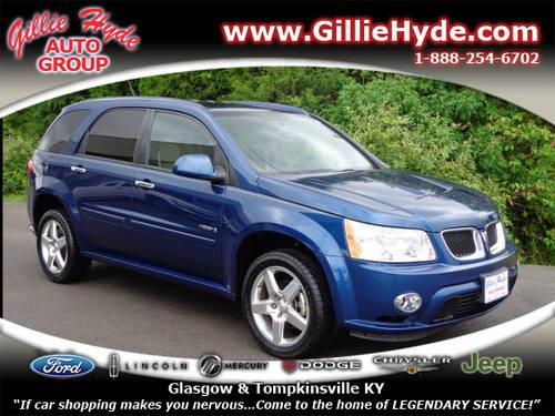 2008 Pontiac Torrent Suv Gxp For Sale In Dry Fork