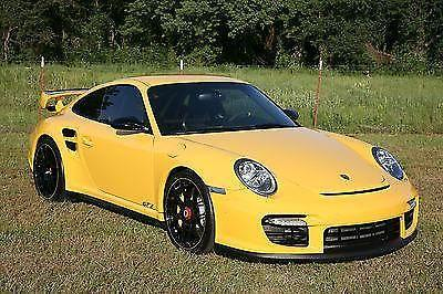 2008 porsche 911 gt2 upgrades 650 hp speed yellow for sale in jenks oklah. Black Bedroom Furniture Sets. Home Design Ideas