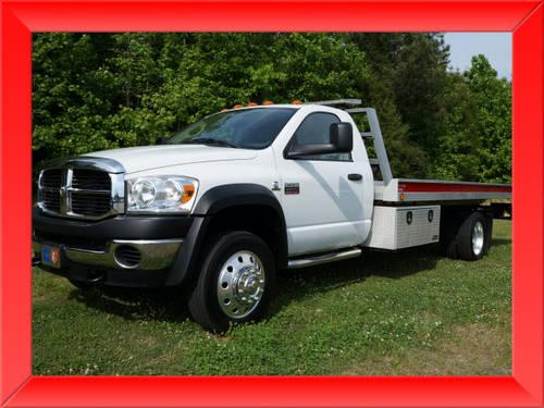 2008 ram 4500 hd alum flatbed for sale in lexington north carolina classified. Black Bedroom Furniture Sets. Home Design Ideas