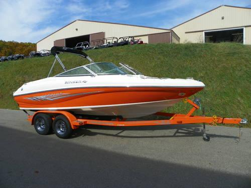 2008 Rinker 192 Captiva Bowrider W Mercruiser 190hp V6 And 92 Hours For Sale In