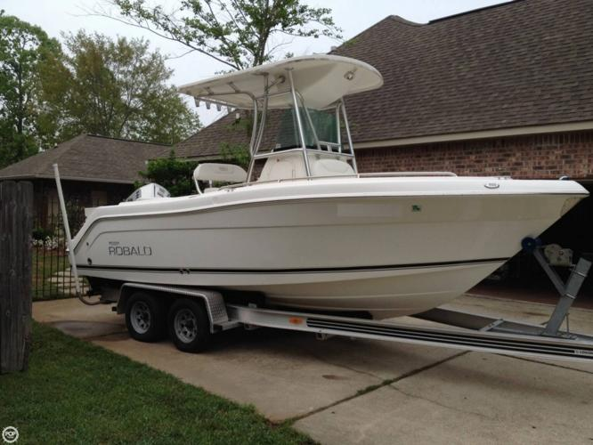 2008 robalo r220 center console 2008 yacht in mandeville for Department of motor vehicles mandeville la