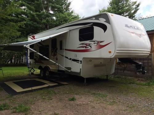 2008 Salem 266flsrv Xl Sport Toy Hauler For Sale In Duane