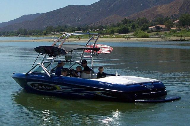 2008 Sanger V215 Wake Series Package For Sale In Lake