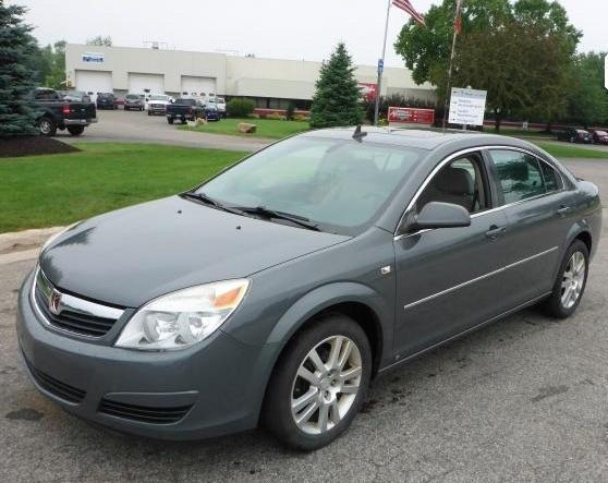 Saturn Aura Review >> 2008 Saturn Aura XE for Sale in Byron Center, Michigan Classified | AmericanListed.com