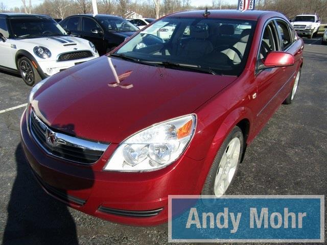 2008 saturn aura xe xe 4dr sedan for sale in bloomington indiana classified. Black Bedroom Furniture Sets. Home Design Ideas