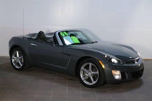 2008 saturn sky convertible redline convertible for sale. Black Bedroom Furniture Sets. Home Design Ideas