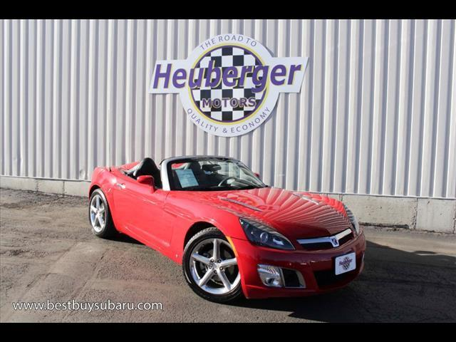 2008 Saturn SKY Red Line Red Line 2dr Convertible
