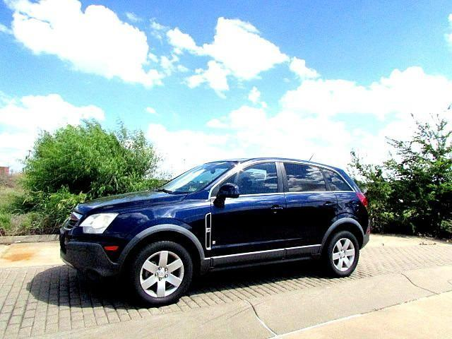 2008 saturn vue awd 4dr v6 xe for sale in fort worth texas classified. Black Bedroom Furniture Sets. Home Design Ideas