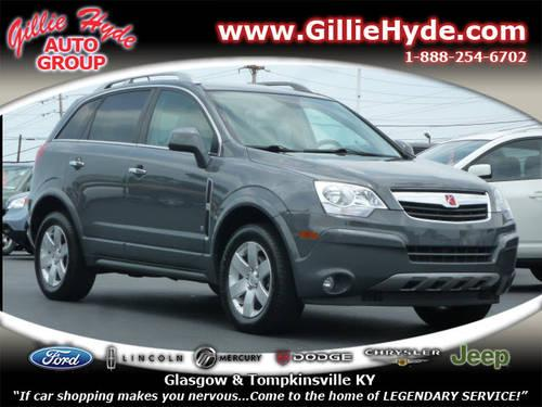 2008 saturn vue suv awd xr awd for sale in dry fork kentucky classified. Black Bedroom Furniture Sets. Home Design Ideas