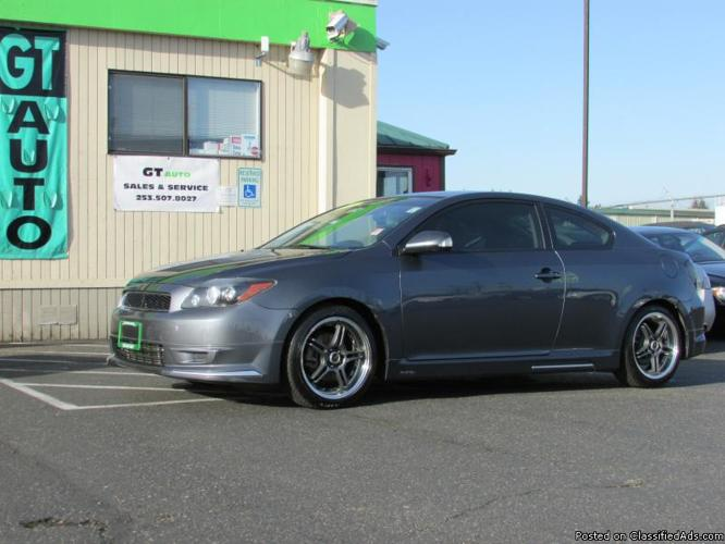 2008 scion tc sport coupe for sale in tacoma washington classified. Black Bedroom Furniture Sets. Home Design Ideas