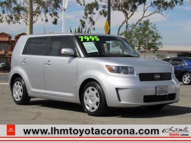 2008 Scion xB Base Base 4dr Wagon 4A