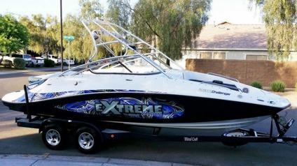 2008 sea doo challenger 230 wakeboard for sale in atlanta georgia classified. Black Bedroom Furniture Sets. Home Design Ideas