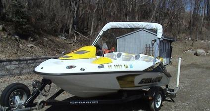 /'2008 SeaDoo 150 Speedster