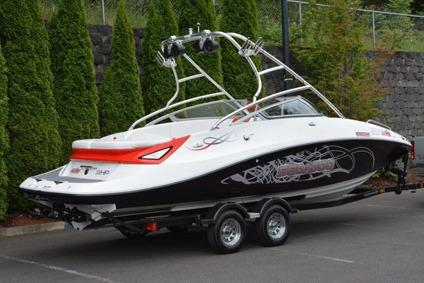 2008 seadoo challenger 230 wake edition 430 hp for sale in. Black Bedroom Furniture Sets. Home Design Ideas