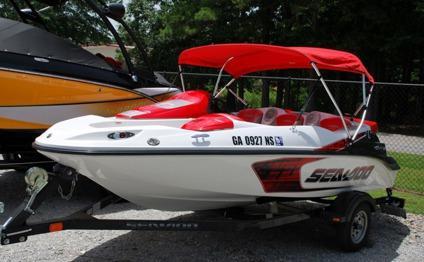 2008 Seadoo Speedster 150 Jet Boat