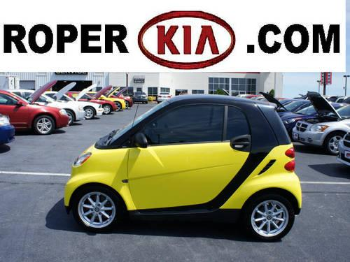 2008 Smart Fortwo 2 Dr Coupe Passion For Sale In Belle