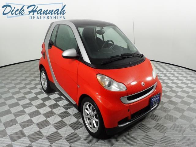 2008 Smart fortwo pure pure 2dr Hatchback