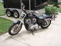 2008 Sportster 883 Low-Hard Bike To Find-Like Brand New