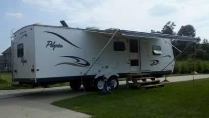 2008 Starcraft Star Stream SS3416 Travel Trailer in