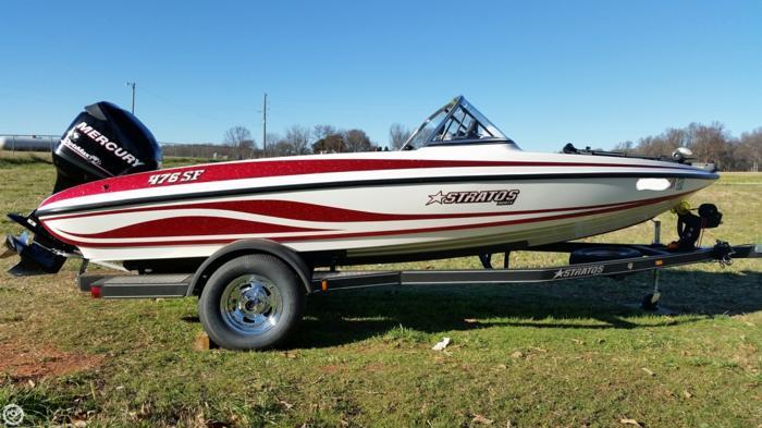 2011 Stratos 176 XT Bass Boat For Sale in Shreveport