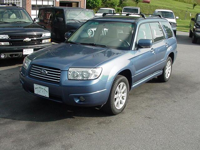 2008 Subaru Forester 2 5 X Premium For Sale In Jefferson