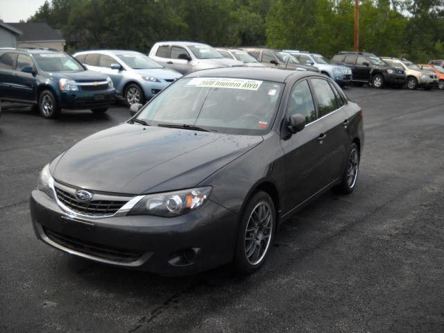 2008 Subaru Impreza 2 5i for Sale in Webster New York