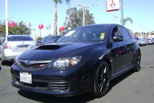 2008 subaru impreza 4d hatchback wrx sti for sale in el cajon california classified. Black Bedroom Furniture Sets. Home Design Ideas
