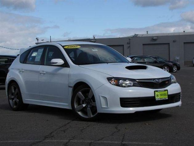 2008 subaru impreza wrx sti wagon for sale in santa rosa california classified. Black Bedroom Furniture Sets. Home Design Ideas