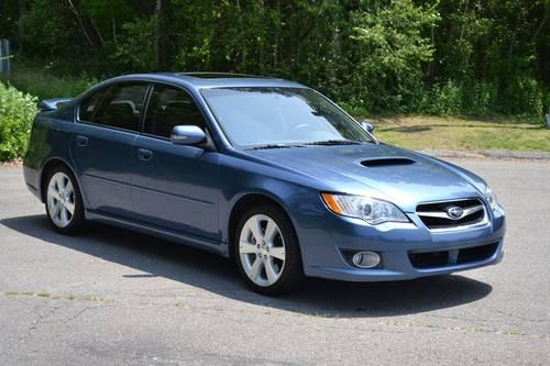 2008 Subaru Legacy Gt Limited 65k Miles For Sale In