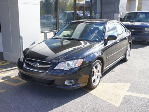 2008 Subaru Legacy Sedan Awd 25i Limited For Sale In Plaistow New