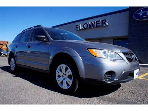 2008 subaru outback natl station wagon for sale in for Flower motor company montrose co 81401