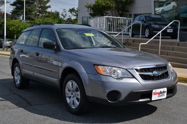 2008 subaru outback station wagon for sale in gaithersburg. Black Bedroom Furniture Sets. Home Design Ideas