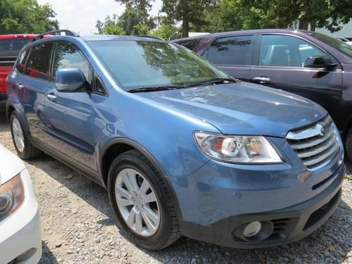 2008 subaru tribeca limited awd suv blue nav 3rd row sunroof for sale in bosco louisiana. Black Bedroom Furniture Sets. Home Design Ideas