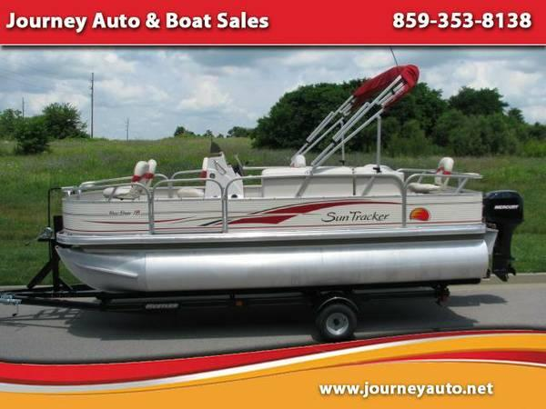 2008 Suntracker Bass Buggy 18 - Used Cars - for Sale in ...