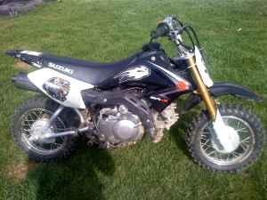 2008 Suzuki Drz 70cc Dirtbike Greensburg For Sale In Pittsburgh