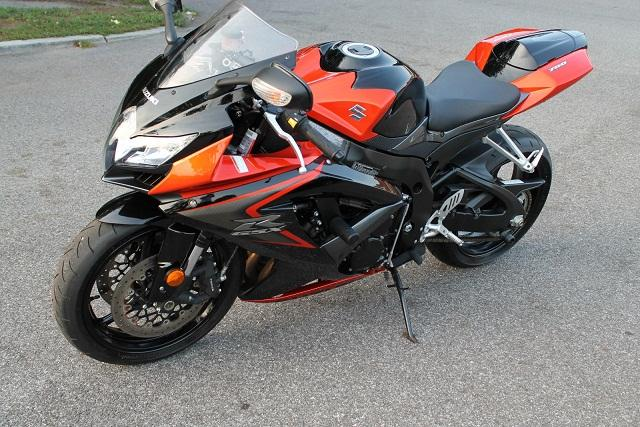 2008 suzuki gsxr 750 for sale in new york new york classified. Black Bedroom Furniture Sets. Home Design Ideas