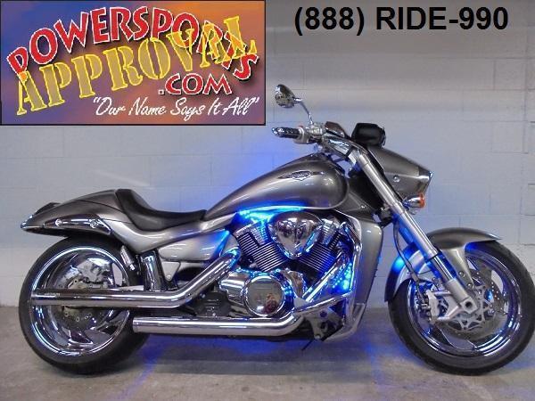 2008 Suzuki M109 motorcycle for sale U2554