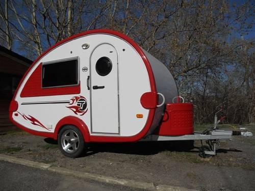 2008 Tab Dutchman T B Teardrop Travel Trailer In Somerset
