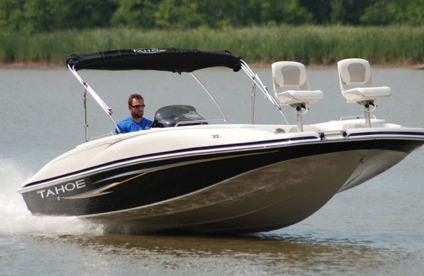 2008 Tahoe 215 Fish Deck For Sale In Little Rock Arkansas