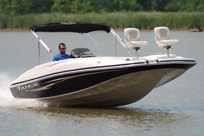 2008 Tahoe 215 Fish Deck for Sale in Houston, Texas