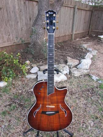 2008 Taylor T5-C2 Koa Top - $2100